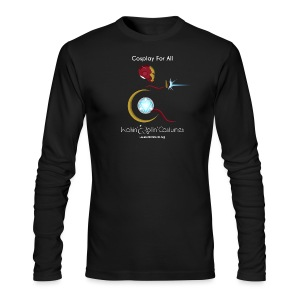 Cosplay For All: IronMan - Men's Long Sleeve T-Shirt by Next Level