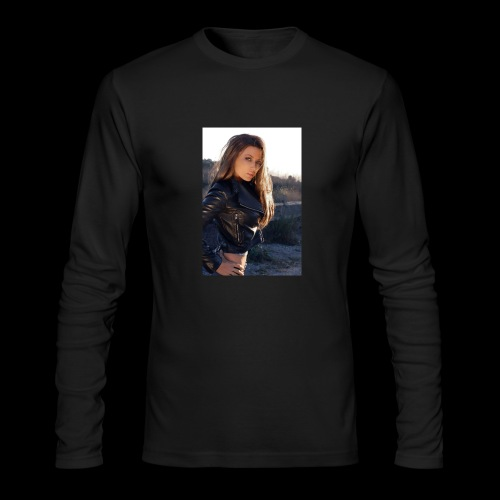 Rebecca Grant tuff and sexy - Men's Long Sleeve T-Shirt by Next Level