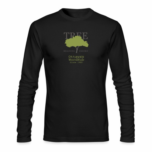 Tree Reading Swag - Men's Long Sleeve T-Shirt by Next Level