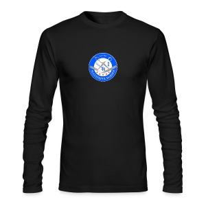 Successful Barber Seal - Men's Long Sleeve T-Shirt by Next Level