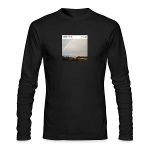 Catch Fever Maybe Single Cover - Men's Long Sleeve T-Shirt by Next Level