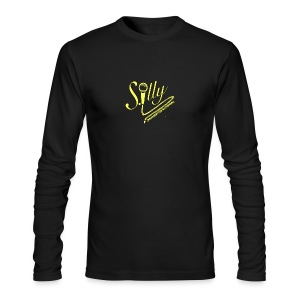 S.illyApparel Goldchild - Men's Long Sleeve T-Shirt by Next Level