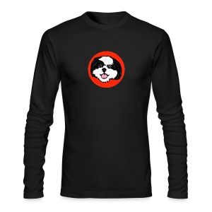 Skeeter Red - Men's Long Sleeve T-Shirt by Next Level