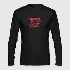 today_is_perfect_red - Men's Long Sleeve T-Shirt by Next Level