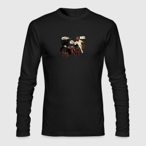Poker Game - Men's Long Sleeve T-Shirt by Next Level