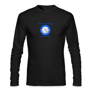 BarberShop Books - Men's Long Sleeve T-Shirt by Next Level