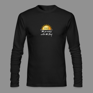 MWM Logo - Men's Long Sleeve T-Shirt by Next Level