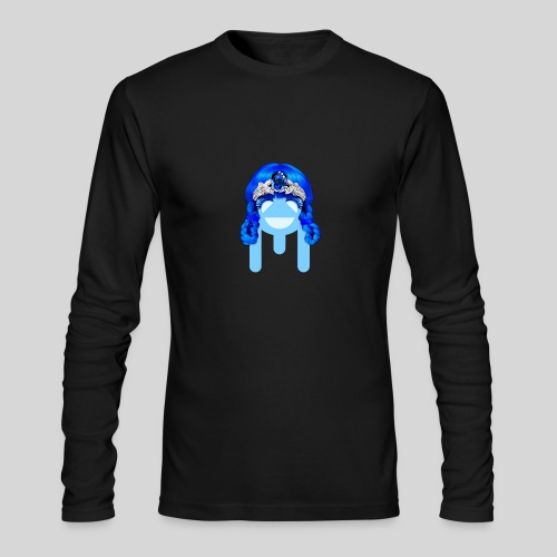 ALIENS WITH WIGS - #TeamMu - Men's Long Sleeve T-Shirt by Next Level