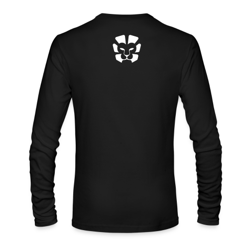 IconWhite - Men's Long Sleeve T-Shirt by Next Level
