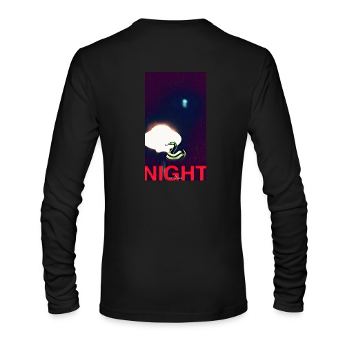 NIGHTLIGHT - Men's Long Sleeve T-Shirt by Next Level