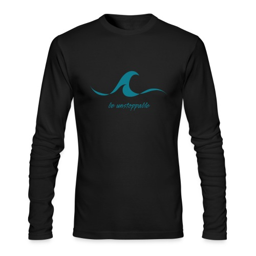 Be Unstoppable - Men's Long Sleeve T-Shirt by Next Level