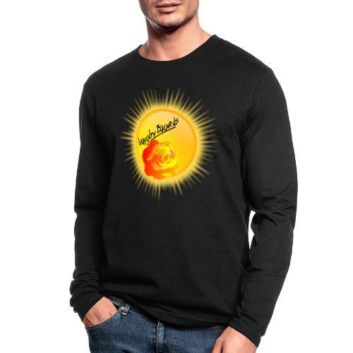 LoyaltyBoardsNewLogo 10000 - Men's Long Sleeve T-Shirt by Next Level