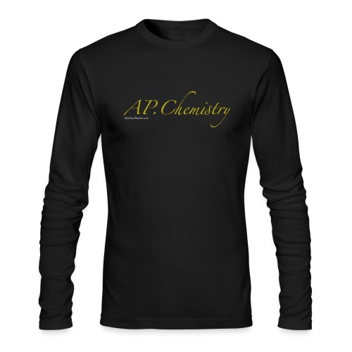 AP.Chemistry - Men's Long Sleeve T-Shirt by Next Level
