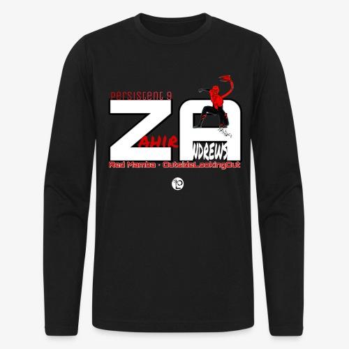 Red Mamba - ZA - Men's Long Sleeve T-Shirt by Next Level