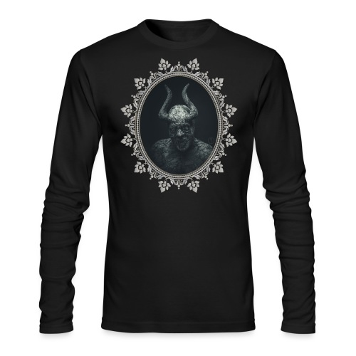Stone - Men's Long Sleeve T-Shirt by Next Level