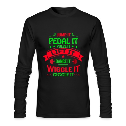 PFLH Move It - Men's Long Sleeve T-Shirt by Next Level