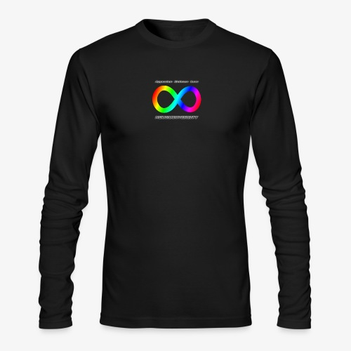 Embrace Neurodiversity - Men's Long Sleeve T-Shirt by Next Level