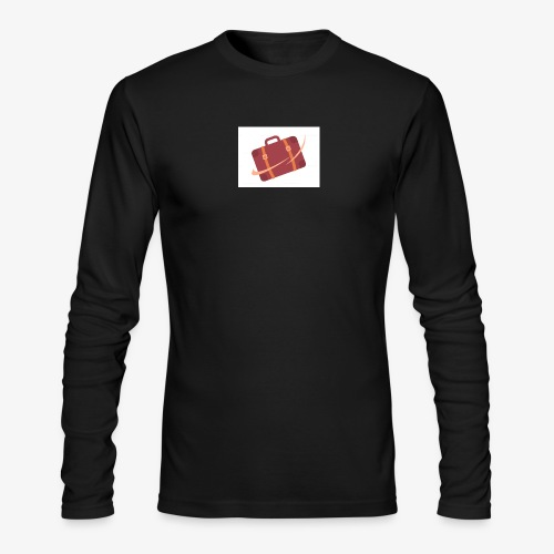 design - Men's Long Sleeve T-Shirt by Next Level
