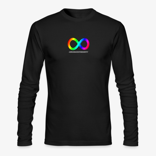 Neurodiversity - Men's Long Sleeve T-Shirt by Next Level
