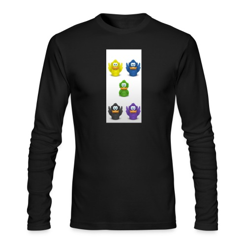 5 adiumys png - Men's Long Sleeve T-Shirt by Next Level