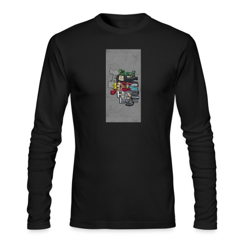 sparkleziphone5 - Men's Long Sleeve T-Shirt by Next Level