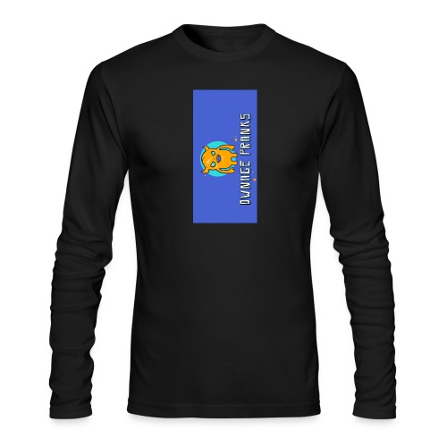 logo iphone5 - Men's Long Sleeve T-Shirt by Next Level