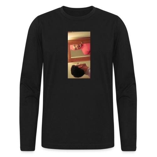 pinkiphone5 - Men's Long Sleeve T-Shirt by Next Level