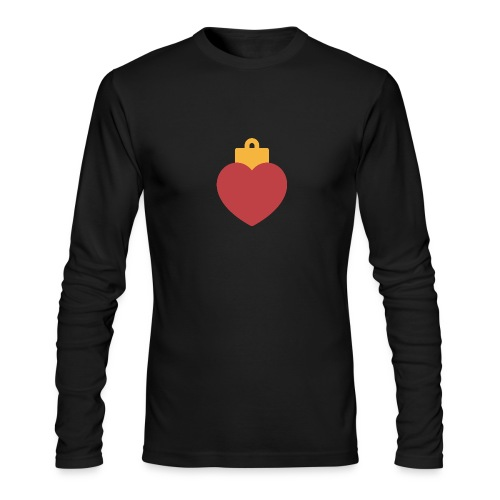 bauble 2 - Men's Long Sleeve T-Shirt by Next Level