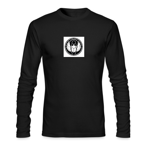 Scarab - Men's Long Sleeve T-Shirt by Next Level