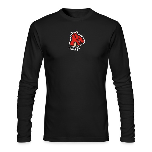 FurkyYT - Men's Long Sleeve T-Shirt by Next Level
