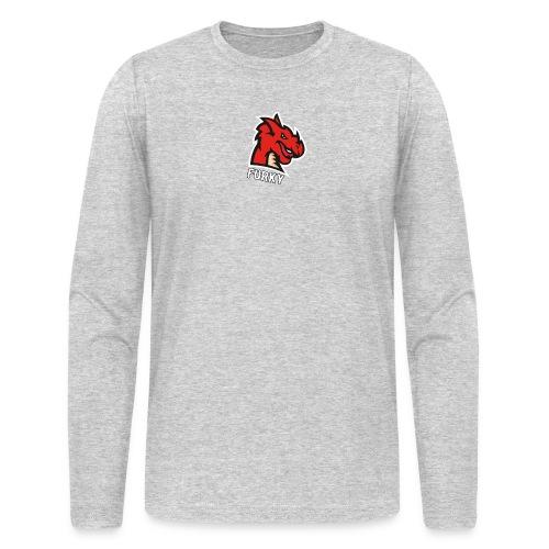 FurkyYT - Men's Long Sleeve T-Shirt by Next Level