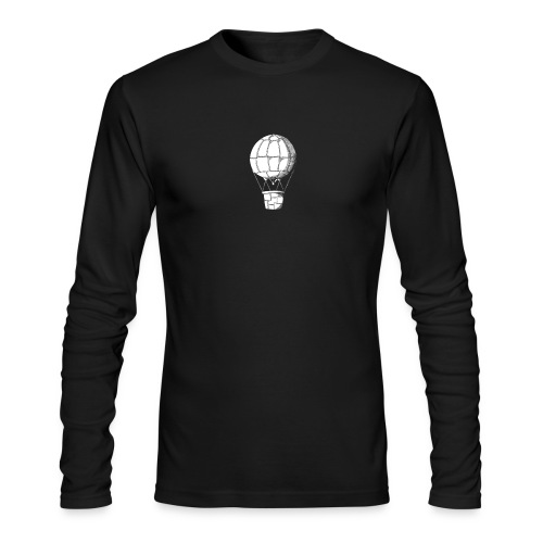 lead balloon - Men's Long Sleeve T-Shirt by Next Level