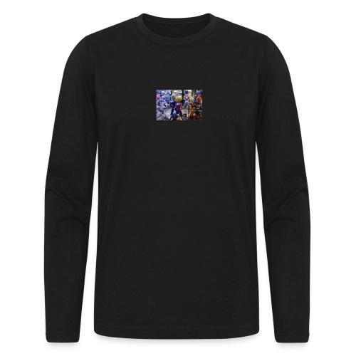cartoons - Men's Long Sleeve T-Shirt by Next Level