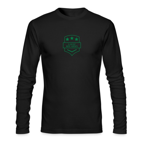 Louis' Bee Army - Men's Long Sleeve T-Shirt by Next Level