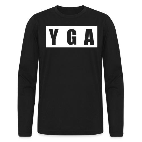 yga2 - Men's Long Sleeve T-Shirt by Next Level