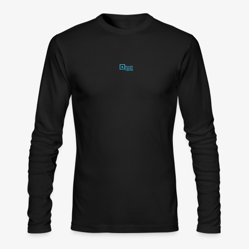 Black Luckycharms offical shop - Men's Long Sleeve T-Shirt by Next Level
