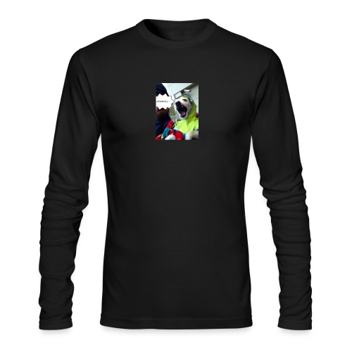 I hate Mondays - Men's Long Sleeve T-Shirt by Next Level