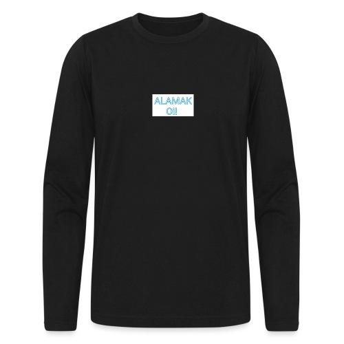 ALAMAK Oi! - Men's Long Sleeve T-Shirt by Next Level