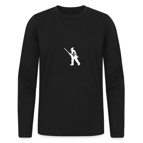 Patriote 1837 Québec - T-shirt manches longues pour hommes Next Level