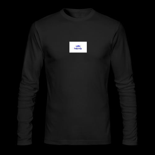 Blue 94th mile - Men's Long Sleeve T-Shirt by Next Level