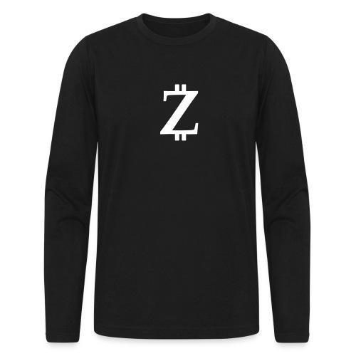 Big Z black - Men's Long Sleeve T-Shirt by Next Level