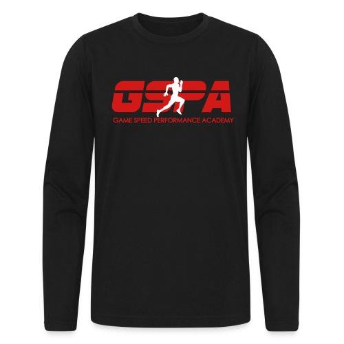 New GSPA Logo word 1 - Men's Long Sleeve T-Shirt by Next Level