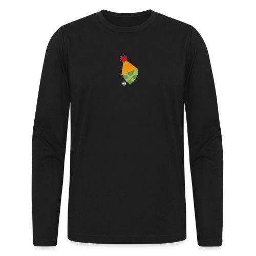 Hoppy Brew Year - Men's Long Sleeve T-Shirt by Next Level