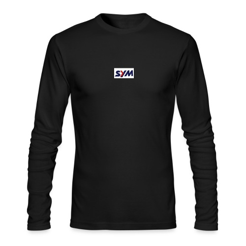 download_-7- - Men's Long Sleeve T-Shirt by Next Level