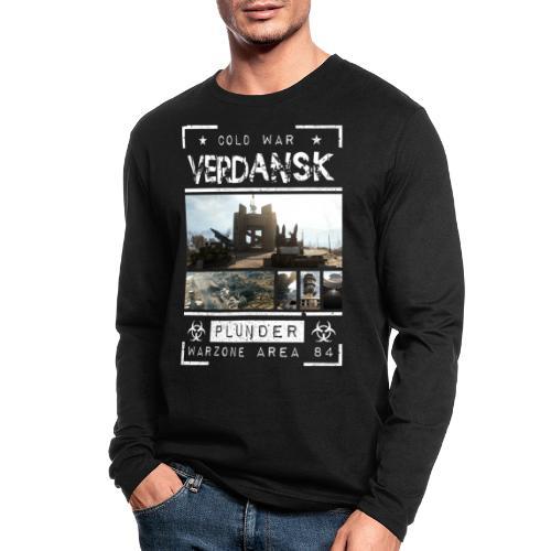 Verdansk Plunder - Men's Long Sleeve T-Shirt by Next Level