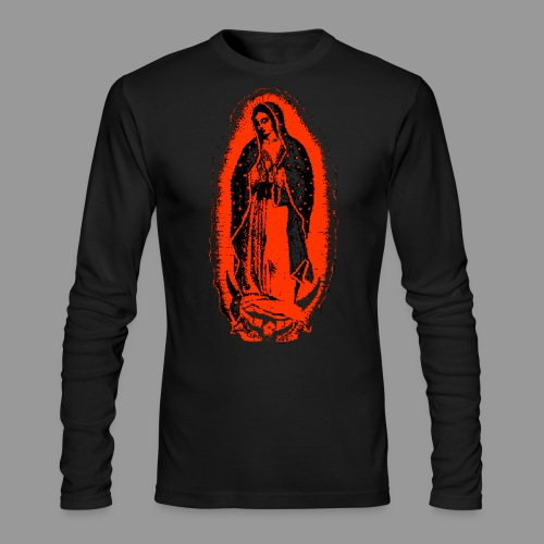 Mary's Glow - Men's Long Sleeve T-Shirt by Next Level