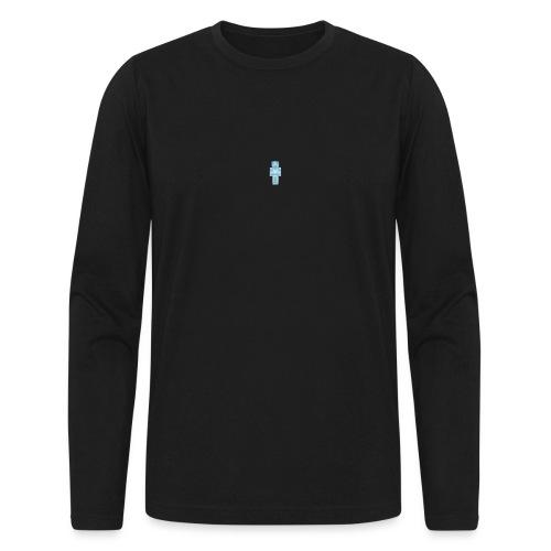Diamond Steve - Men's Long Sleeve T-Shirt by Next Level