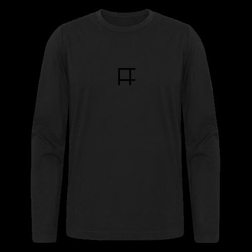 HUGE Logo - Men's Long Sleeve T-Shirt by Next Level