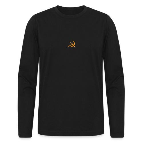 USSR logo - Men's Long Sleeve T-Shirt by Next Level