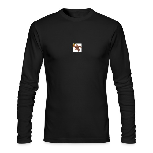 louiz fly out - Men's Long Sleeve T-Shirt by Next Level